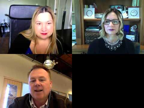 Let's Talk! #SocialMedia #PR and the Mobile Hook up w/ @CathyHackl  @LisaBuyer