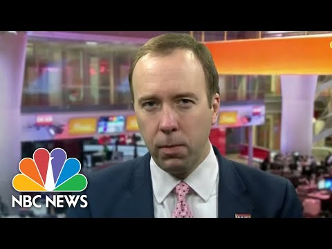 U.K. Welcomes AstraZeneca Covid Vaccine Developments | NBC News NOW