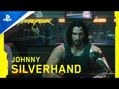 Cyberpunk 2077 - Johnny Silverhand Story Trailer | PS4, deutsch
