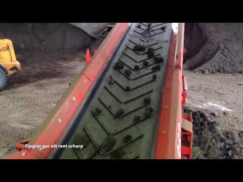 Finlay 863 grovsorterare 18 ton