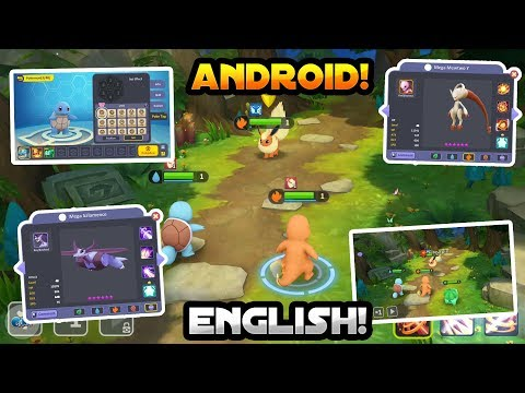 NEW POKEMON GAME FOR ANDROID 2018!! [ENGLISH] (Gameplay & Download!)