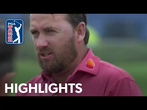 Graeme McDowell?s Round 3 highlights from Corales Puntacana 2019