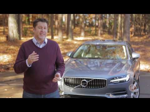 Volvo Sensus Connect   New Car Technology   Autotrader