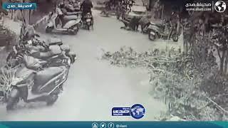 شجاعة شرطي ضد لص