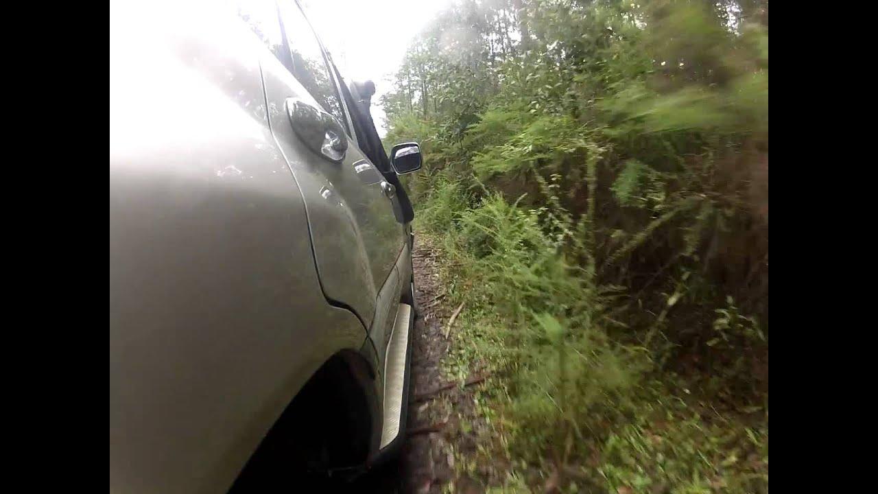 GoPro 4WDing
