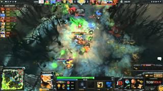 Speed Gaming vs CDEC Game 1 - G-League 2014 @TobiWanDOTA