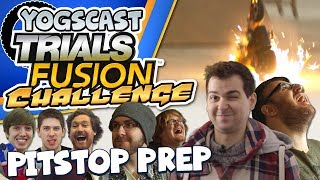 Trials Fusion Challenge Part 1 - Pitstop Prep