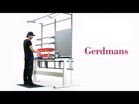 Rätt Matta På Rätt Plats! Välj Rätt Arbetsplatsmatta - Guide | Gerdmans