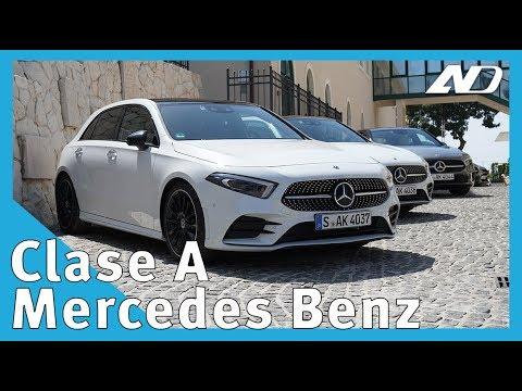 Manejé el nuevo Clase A de Mercedes-Benz - Primer vistazo desde Croacia