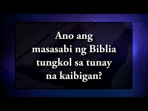 Watch ang dating daan live broadcast