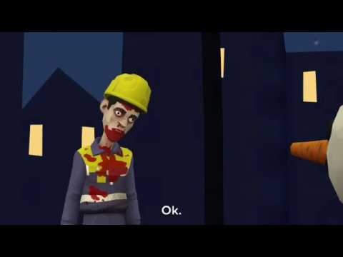 Plotagon - Zombies Need Brains