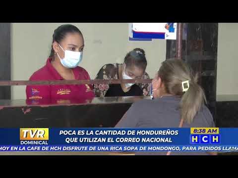 Correo Nacional funciona al 100% en 2021 y al servicio de los hondureños
