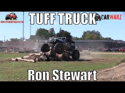 Ron Stewart 1991 Jeep YJ First Round Unlimited Class Minto Tuff Truck Challenge 2018