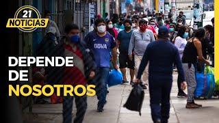 EN VIVO Coronavirus en Perú: Detener contagios depende de nosotros