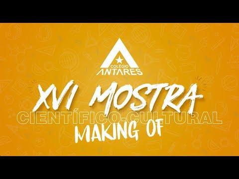 XVI Mostra Científico-Cultural - Making of