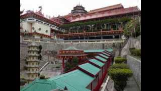 Great Malaysian Railway Journeys - Ayer Itam, Chinese Temple in Penang