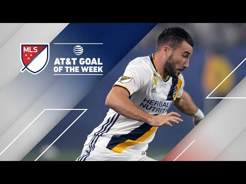 Week 32 | AT&T Goal of the Week