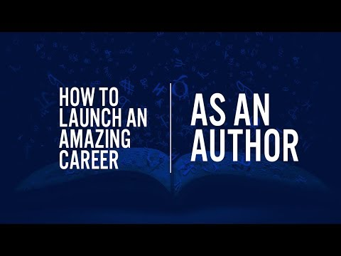 connectYoutube - How to Launch an Amazing Career as an Author!!!