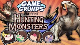 GAME GRUMPS PRESENT: HUNTING MONSTERS SEASON FINALE - Polaris