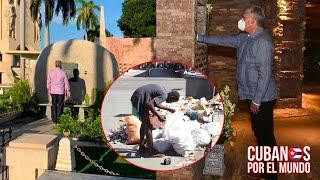 En medio de la debacle economico-social que vive Cuba, Díaz-Canel se va a consultar con las piedras