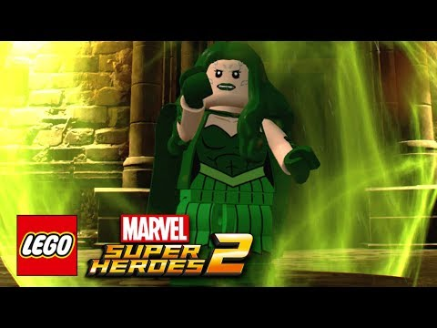 connectYoutube - LEGO Marvel Super Heroes 2 - How To Make Polaris (Classic)