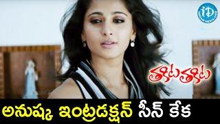 Anushka Introduction Scene   Thakita Thakita Movie Scenes   Harshvardhan Rane   Hariprriya - IDREAMMOVIES