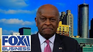 Dems 'would love' to campaign on a 'totally collapsed economy' : Herman Cain