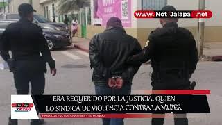 Era Requerido Por La Justicia, Quien Lo Sindica De Violencia Contra La Mujer 1