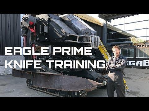 Eagle Prime Knife Training