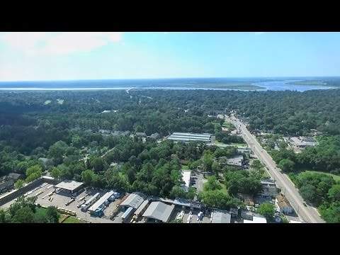 Tour of The Standard on Charleston's James Island - Drone Flyover