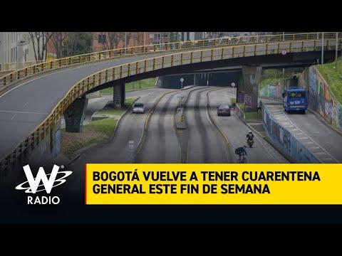 Conozca cómo funcionará la cuarentena en Bogotá