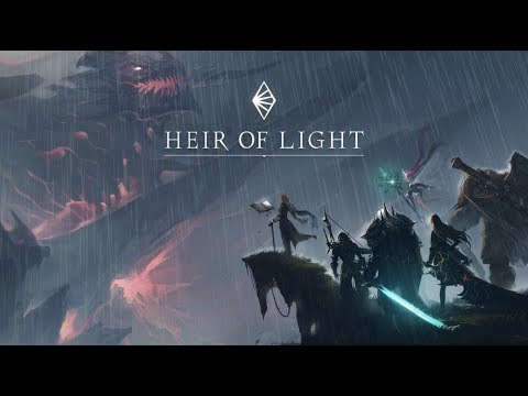 HEIR OF LIGHT Android GamePlay