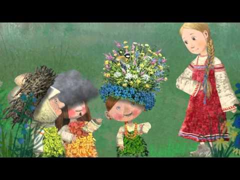 Кадр из мультфильма «Как Новый год на свет появился»