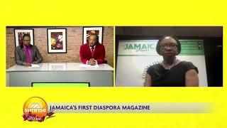 Jamaica's First Diaspora Magazine   Sunrise    CVMTV