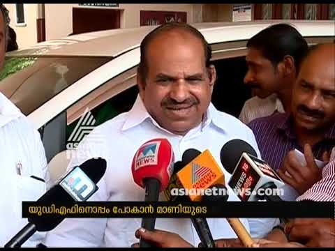 Kodiyeri about KM Mani's decision to support UDF in Chengannur by poll