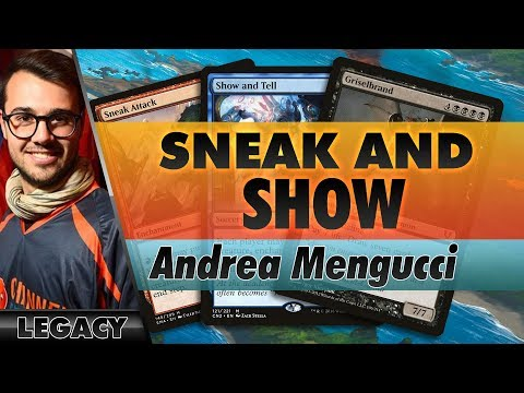 Sneak and Show - Legacy   Channel Mengucci