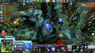 [Epic] The Alliance vs Cloud 9 Game 1   Dota 2 Champions League @TobiWanDOTA