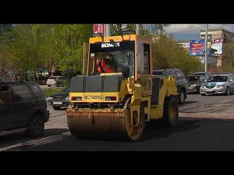 В Томске дан старт кампании по ремонту городских дорог