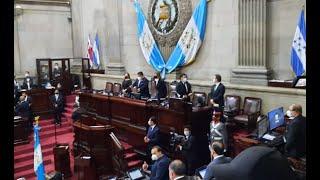 Inició la sesión plenaria en el Congreso de la República