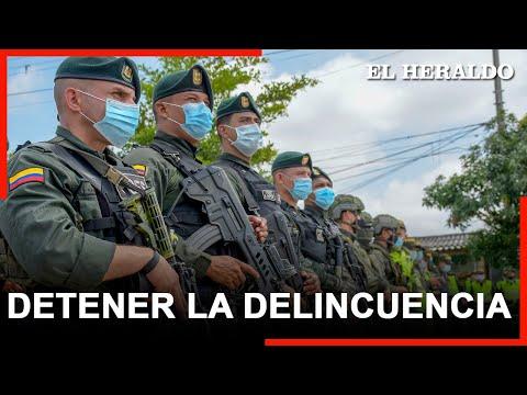 Noticias | Inteligencia y denuncia, clave para intervenir zonas priorizadas: Policía