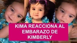 KIMA REACCIONA AL EMBARAZO DE KIMBERLY LOAIZA