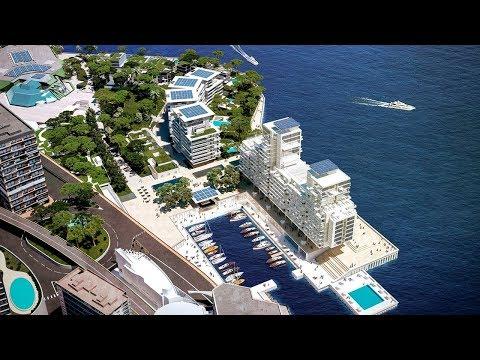 Monaco's Mediterranean Expansion | The B1M