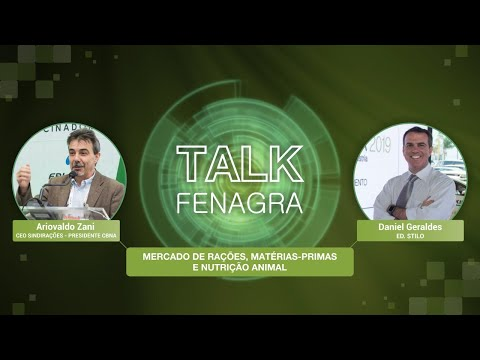 TALK FENAGRA - Ariovaldo Zani - Sindirações e CBNA