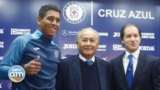 PRESENTACIÓN OFICIAL: Luis Romo ya es del Cruz Azul para Clausura 2020 de la Liga MX | ESPN AM