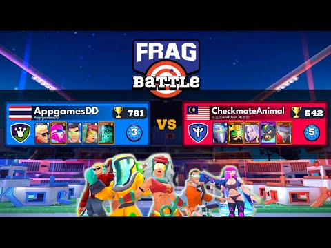 FRAG-Vol-2-ไทย-VS-สหรัฐอเมริกา