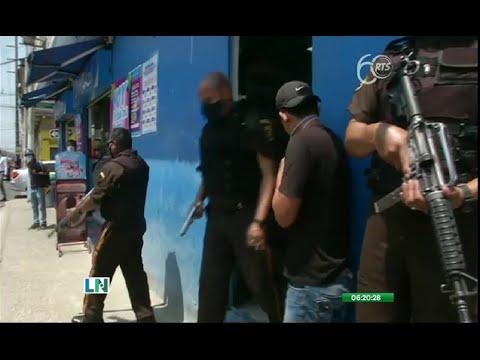 Intentan robar un cajero automático en una entidad bancaria