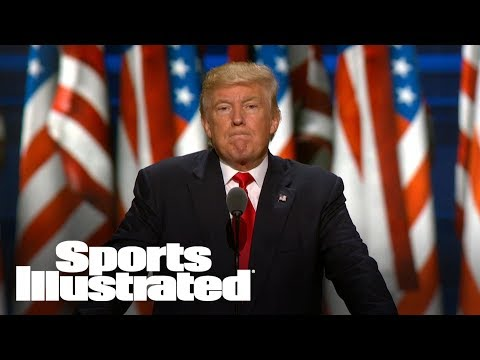 Trump: Players Who Don't Stand For Anthem Shouldn't Be In The Country | SI Wire | Sports Illustrated