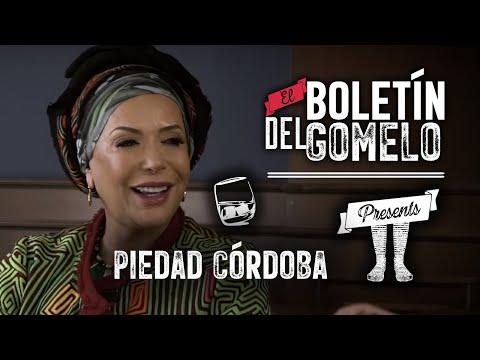 El Boletín del Gomelo - Piedad Córdoba