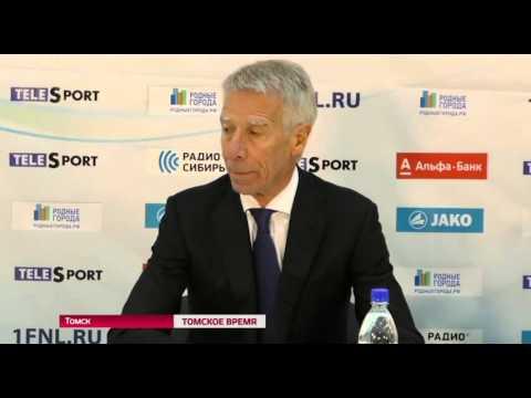 Томь» не смогла обыграть ярославский «Шинник» в домашнем матче 27-го тура первенства ФНЛ