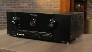 Marantz SR5009 receiver: stunningly good sound